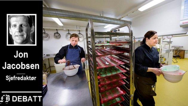 Merethe Stene og Vibeke Schakenda høstet mange lovord for sine håndlagde fristelser. Nå er spesialbutikken Choco Loco konkurs.