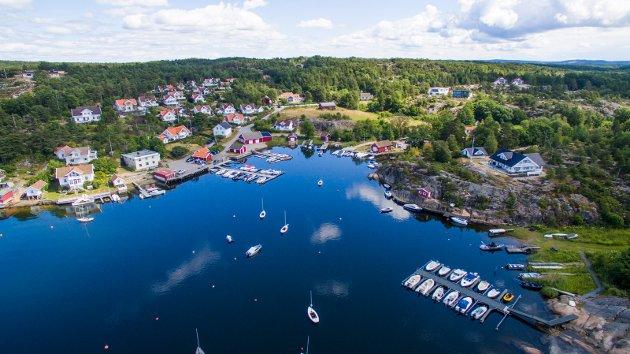 Det er mangel på båtplasser blant annet ved Bølingshavn på Hvaler, sier en leser.