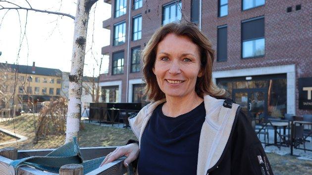– Jeg vil jobbe hardt for å gjøre inntektssystemet mer rettferdig, slik at inntektssvake kommuner blir i stand til å utjevne sosiale forskjeller, motvirke dropout og redusere folkehelseutfordringene, sier Kjerstin Wøyen Funderud