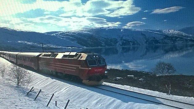 Jernbane i Norge