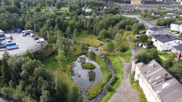 Elvedalen - Vår hjemmebane
