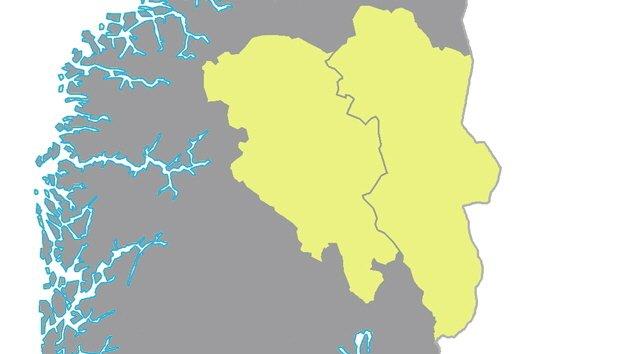 Om reformpsykosen ikke kureres, kan f.eks. alt i gult fort bli bare ett fylke