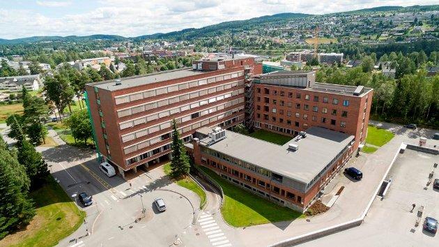 ROS: Innsenderen roser Kongsvinger sjukehus for behandlingen hun fikk.
