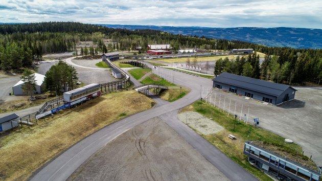 Olympiaparken er en økonomisk utfordring for Lillehammer kommune.