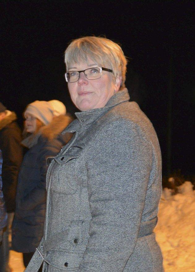 LEDER: Heidi Højfeldt er leder i Vestre Gran kvinne- og familelag. Arkivfoto: Eivind Marcelino