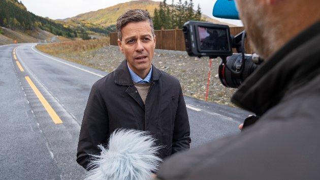 KOMMER TIL GRAN: Knut Arild Hareide har meldt at han kommer til Gran med nyheter..