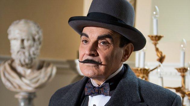 PÅSKEKRIM: Ingela Nøding er bibliotekar. I dagens Signert gir hun deg flere tips til hva du kan lese som påskekrim. Her representert av krimikonet Hercule Poirot.
