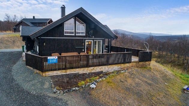 Hytte i Skaidiåsen ble solgt for 3.250.000 kr
