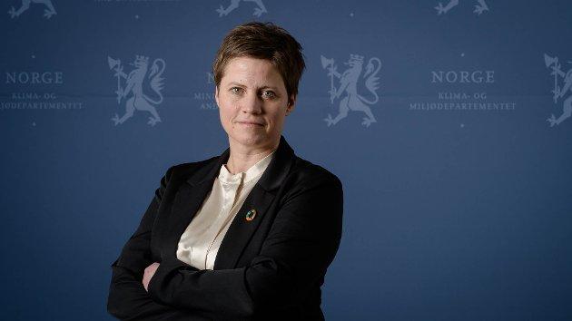 statssekretær Maren Hersleth Holsen.