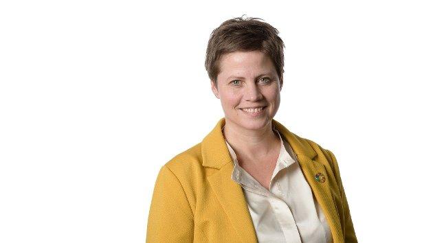 Statssekretær Maren Hersleth Holsen (V), klima- og miljødepartementet