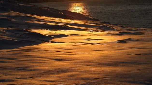 Sørøya, gull verdt