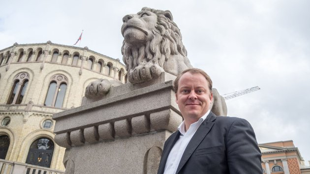 Stortingsrepresentant, Erlend Wiborg fra FRP