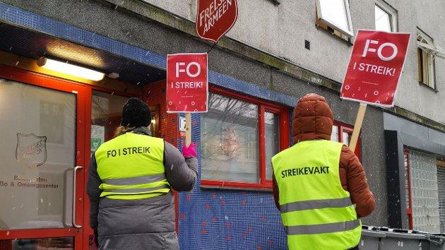 Streikevakter