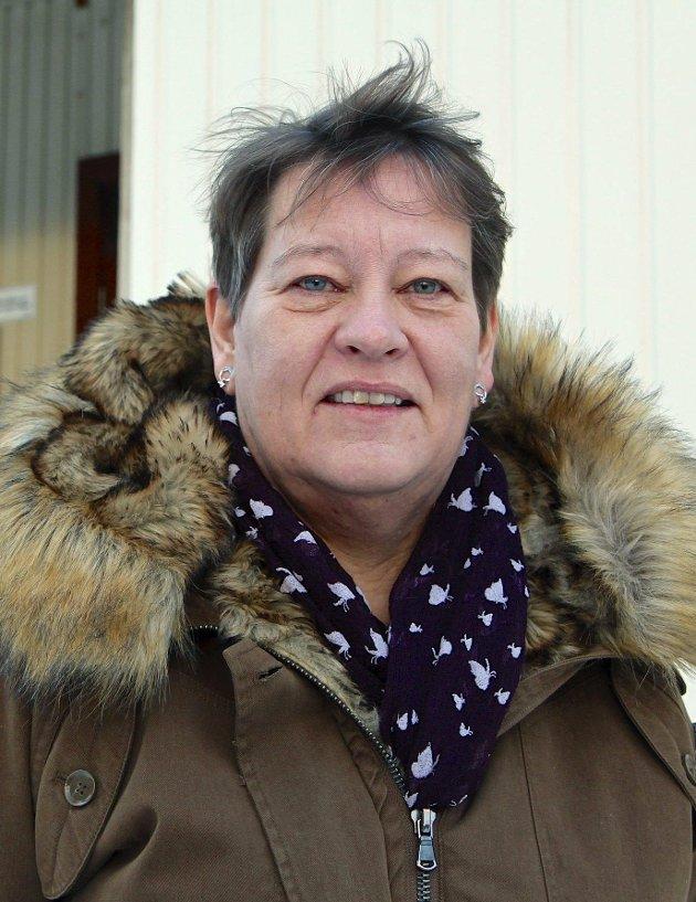 Eva Andersen, leder i Utgdanningsforbundet Lier.