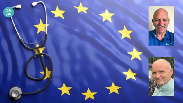 EUs helseunion - det neste store samordningsprosjektet i EU.