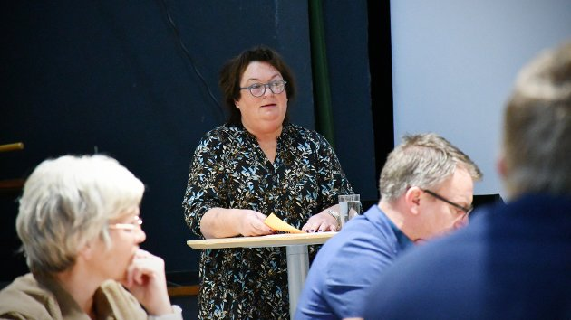 Uten hjelp og oppfølging fra NOK Trøndelag så ville jeg aldri kommet så langt som jeg er kommet idag. Vil oppfordre kommunedirektør Hege Sørli (bildet)  å revurdere vedtaket om å avslutte samarbeidet med NOK Trøndelag, skriver innsenderen.