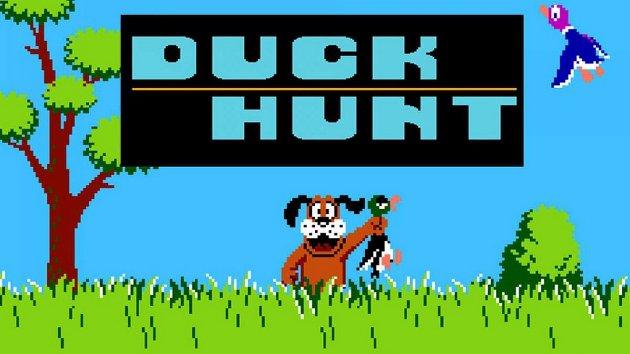 ERFARING: Det kan være utfordrende å ta jegerprøven når den eneste jakterfaringa du har fra før stammer fra et tv-spill fra 80-tallet.