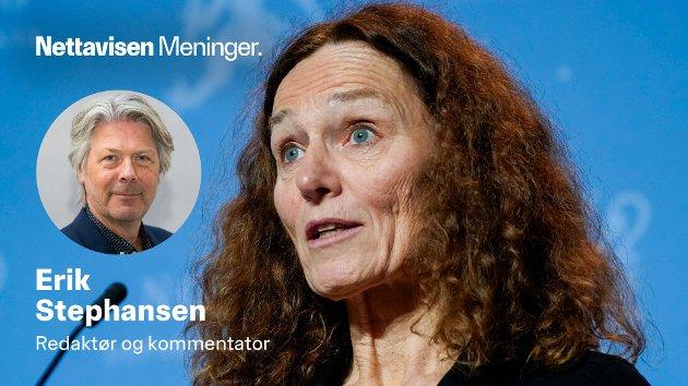 Antall overtidstimer i FHI er selvsagt Camilla Stoltenbergs ansvar. Men vi kan ikke først skjære vekk 200 stillinger, og så kjefte på at de jobber for mye midt i en pandemi.