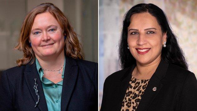 Anne H. Rygg og Afshan Rafiq  etterlyser en konkret strategi og plan for flerspråklig informasjonsformidling om korona.