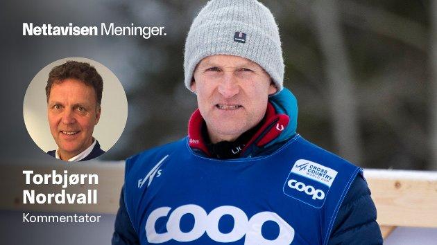FIS: Torbjörn Nordvall mener Vegard Ulvang og FIS må gjøre noe radikalt for ikke å bli distansert av skiskytterne.