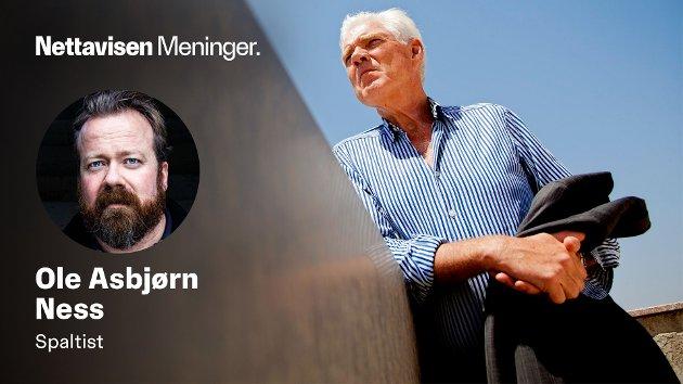MANNEN OG MYTEN: På 1980-tallet var Arne Treholt en av Norges mest omtalte personer. Og et navn som fortsatt omtales med jevne mellomrom - nå ogå i Alf R. Jacobsens siste bok. Her er Treholt avbildet på Kypros i 2011.