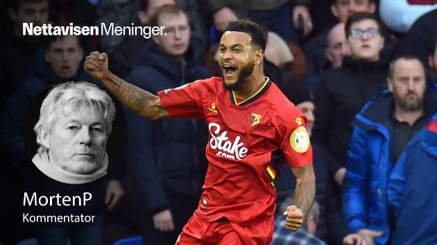 EKSTATISK: – Joshua King gjorde det fotball handler om, viste glede og feiret i fargene som betaler lønna hans, og med fansen som hadde reist fra Watford til Liverpool, skriver MortenP.