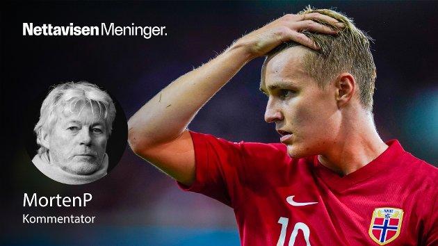 LEDERROLLEN: – Martin Ødegaard må ta ansvar, og fordele det mellom spillerne som har vært i noen heksegryter før, skriver MortenP.