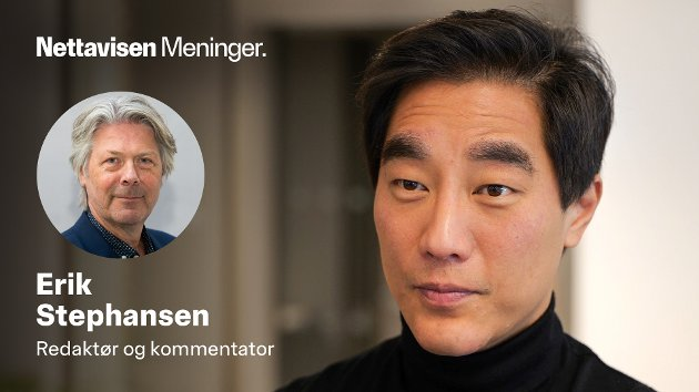 Fredrik Solvang har tatt kritikk, og fortjener nå støtte for å forsøke å kombinere to ulike roller.