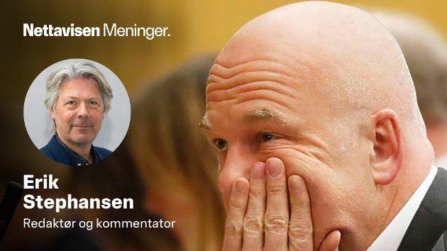 Hovedproblemet i «Israel-debatten» er at NRK-sjef Thor Gjermund Eriksen har tatt ut effektiviseringen ved å lage stadig flere kanaler og stadig flere billige programmer.