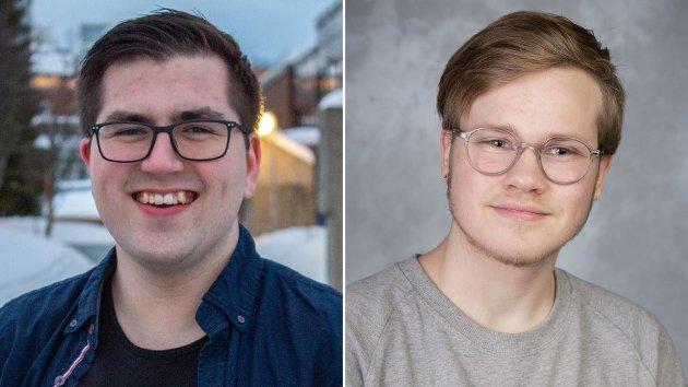 Ikke vær kjipe - kom med hjelpen studentene faktisk trenger, oppfordrer Håvard Valstad, landsstyrerepresentant i Rød Ungdom og Ole Andreas Myhrer Smith, andrekandidat for Rødt Troms.