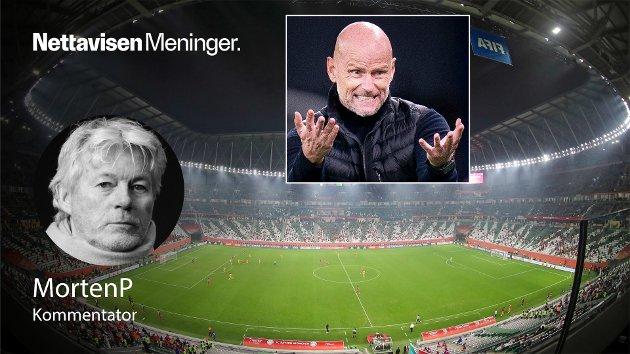 STERK STEMME: Ståle Solbakken er ikke redd for å si hva han mener, skriver Morten Pedersen. Her fra en av de mange kontroversielle fotballstadionene i Qatar, hvor finalen i klubb-VM mellom Bayern München og meksikanske UANL Tigers ble avholdt i Ar-Rayyan 11. februar i år.