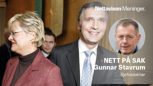 GENERØSE: Skatteamnestiet ble justert og fornyet under finansminister Kristin Halvorsen (SV) og statsminister Jens Stoltenberg (Ap) i 2010.