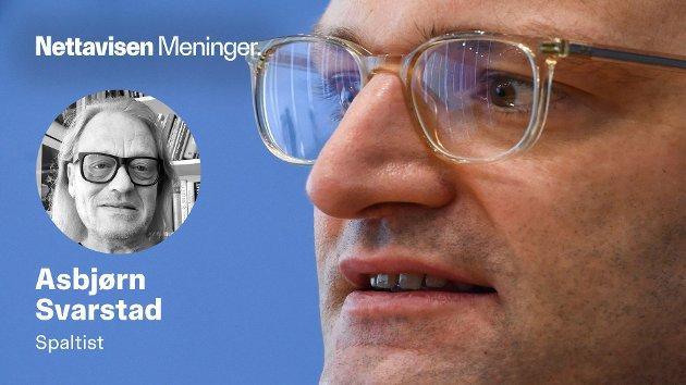 Sushismell av dimensjoner: Hvordan hadde Tysklands helseminister Jens Spahn tid til digre eiendomsspekulasjoner, når han egentlig slåss mot viruset?