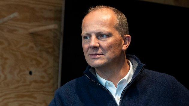 FrP-politiker Ketil Solvik-Olsen har ikke mye til overs for miljøpolitikken til Rødt.