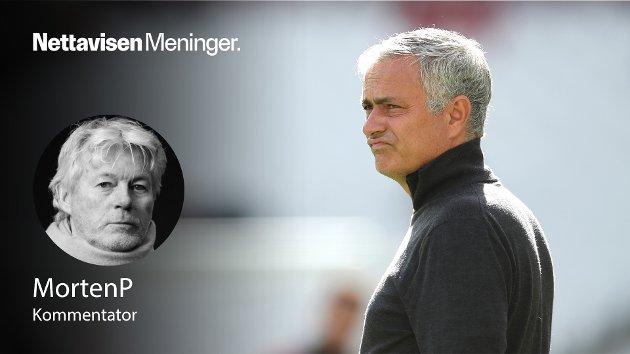 SLUTTPAKKE: De siste 14 årene har José Mourinho fått nærmere 1,1 milliarder kroner i etterlønn fra flere klubber.