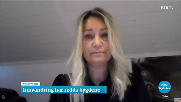Min hovedinnvending mot saken er at NRK gir en spekulativ framstilling om at innvandring redder bygdene, som er stikk i strid med faktagrunnlaget både om flyttestrømmer og kostnader, skriver Jon Helgheim (Frp).