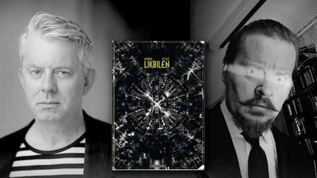 Knut Nærum og Karstein Volle kan tegneseriekunsten.