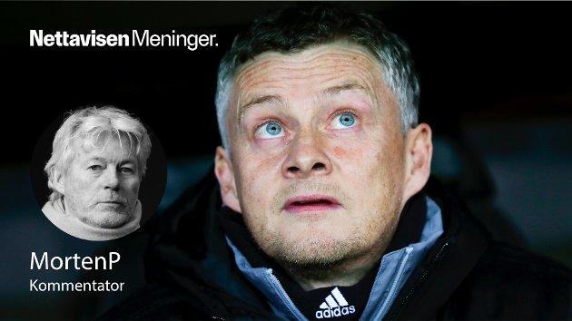 OLE GUNNAR SOLSKJÆR: – Ordtaket forteller at du ikke skal dømme noen ved bare å se på dem. Manchester Uniteds norske manager er godt eksempel på det, skriver MortenP.