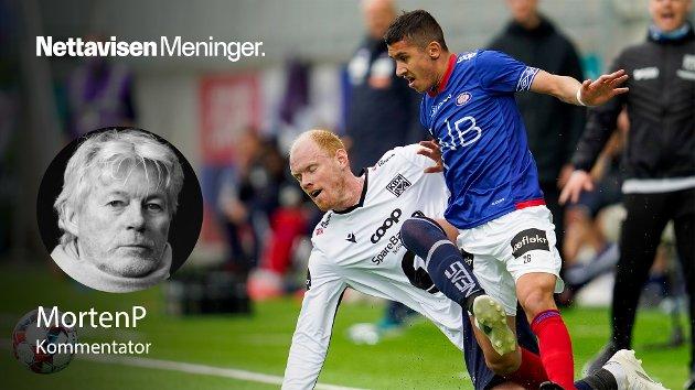 – Måten Kristiansund håndterte Vålerenga på er måten det skal gjøres. Først ødelegger du fotballkampen. Parallelt med det bryter du ned motstanderens plan, evner og inspirasjon, skriver MortenP.
