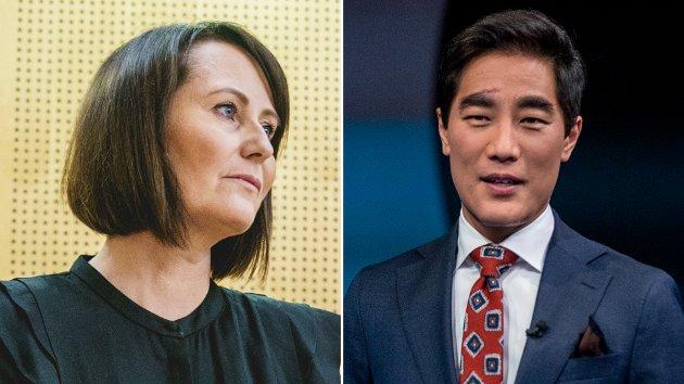 Dersom Line Andersen vinner denne saken, må konsekvensen bli at Fredrik Solvang kan lede debatten fram til pensjonsalder, og at Sigrid Sollund og Espen Aas aldri byttes ut i Dagsnytt 18. Men slik funker ikke NRK, skriver Elin Ørjasæter.