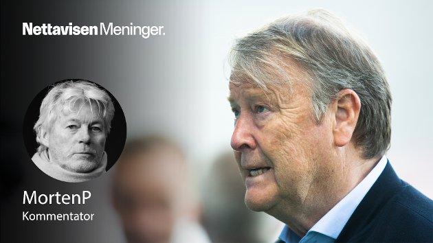 OPPRØRT: Rosenborg-treneren Åge Hareide har vært tydelig opprørt over de forvirrende karantenereglene Norges Fotballforbund og helsemyndighetene har blitt enige om.