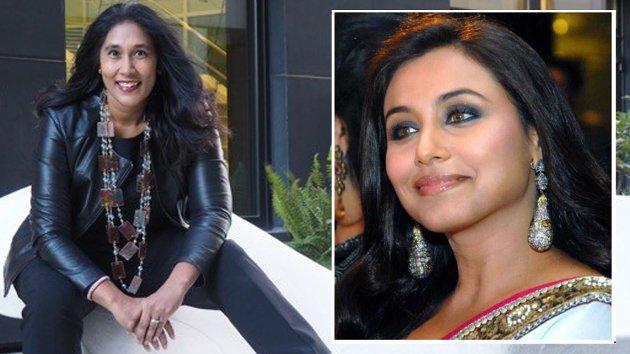 Rina Sunder i Det moderne India advarer mot at merkevaren Norge kan være i fritt fall når den kommende barnevern-filmen med megastjernen Rani Mukherjee (innfelt) blir vist i Asia.