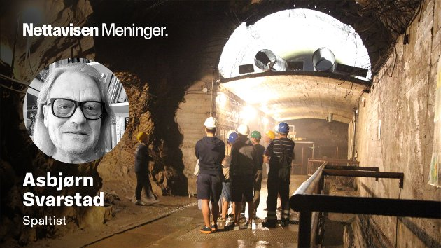 Gulljakt i gruveganger fra krigens dager: Mange steder – som her i Walbrzych – er deler av tunnelsystemene tilgjengelig for publikum.