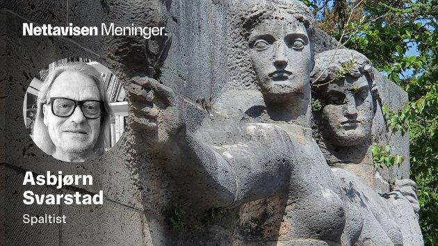 Hitlers yndlings-skulptører fikk bedra med totalt 12 statuer - som fortsatt står på området rundt OL-stadion i Berlin.