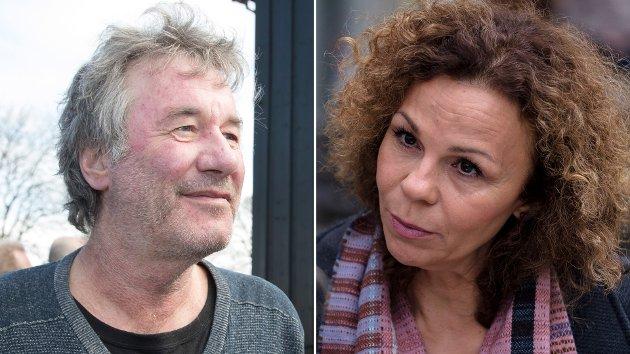 Nettavisen-spaltist Arild Rønsen og Kari Jaquesson står på hver sin side i den pågående korona-diskusjonen.