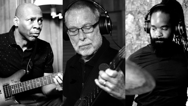 Kevin Eubanks, Dave Holland og Obed Calvaire - en utsøkt trio.