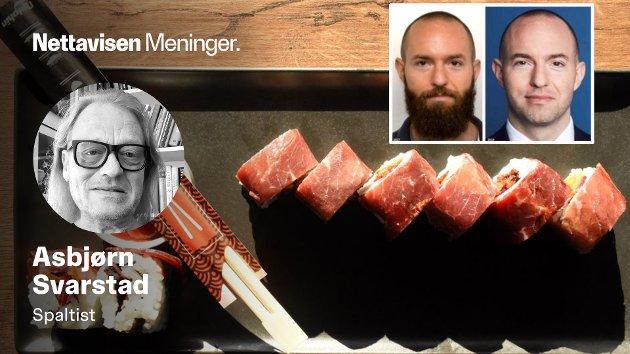Jan Marsalek (41) snøt investorer og tyske småkunder så det drev. Mens han veltet seg i naken-sushi, champagne og annen dyr luksus, trodde både regjeringen og næringslivet at østerrikeren var et finansgeni av de sjeldne.