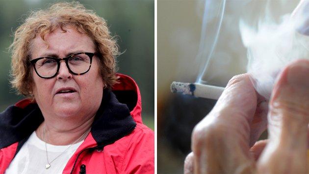 MER UTSATT: – Barn er mer sårbare for passiv røyking enn voksne fordi lungene deres er mindre enn voksnes, og fordi de puster raskere, skriver Olaug Bollestad.