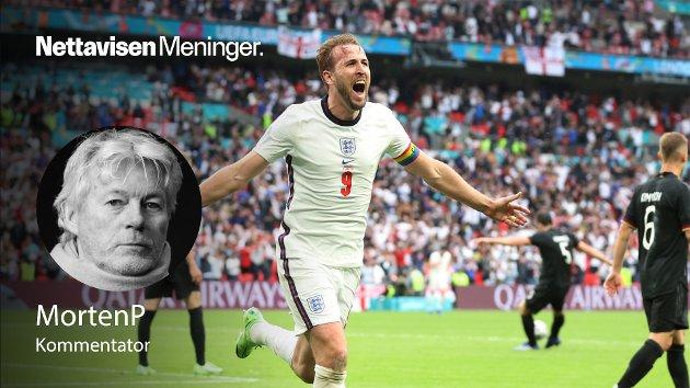 Englands store triumf er også vår seier, skriver MortenP i innlegget.