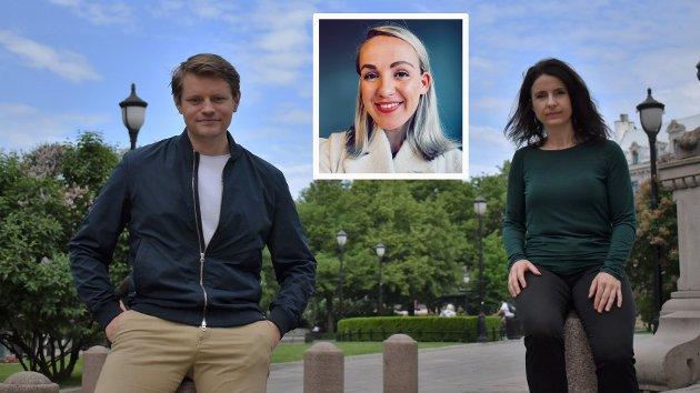 Peter Frølich (H) og Jenny Klinge (Sp) går hardt ut mot samtykkeloven. Debattforfatter, Frida Marie Grande, forklarer - med utgangspunkt i egne erfaringer - hvorfor vi trenger en samtykkelov.